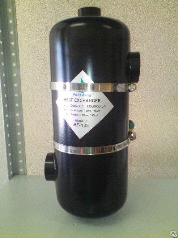 Теплообменник для подогрева воды расчет теплообменника по сп