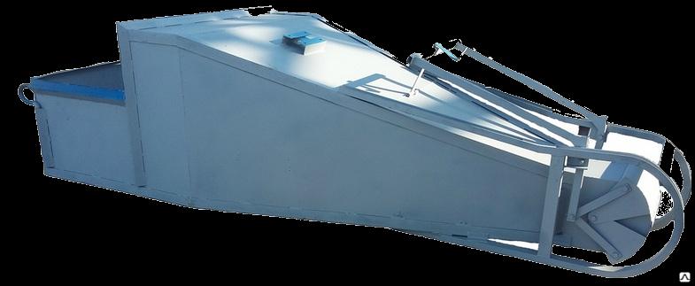 Тара для бетона Туфелька 2,5 м3, цена в Тюмени от компании ...